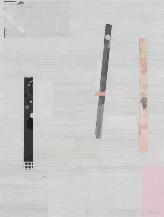 湘妃竹/ Mottled Bamboo by Liang Quan