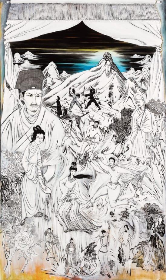Dajian Shan by Lee Ming-tse