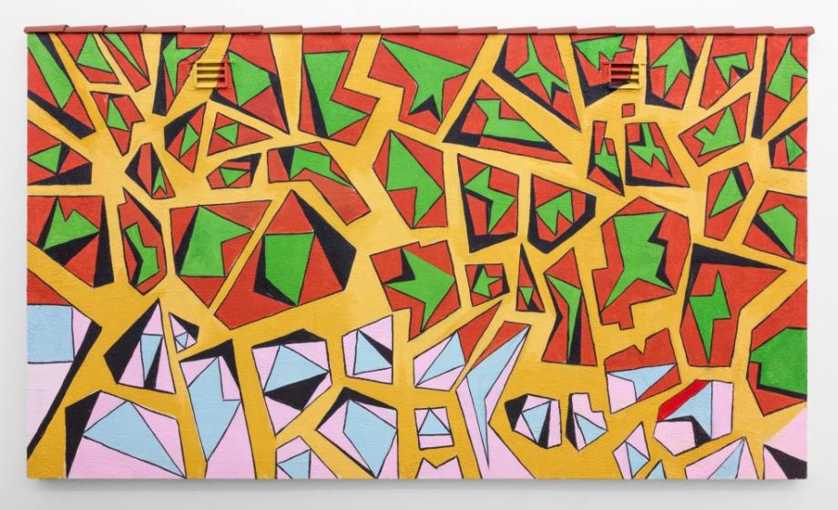 Honeycomb (After Charles Felix) by Pentti Monkkonen