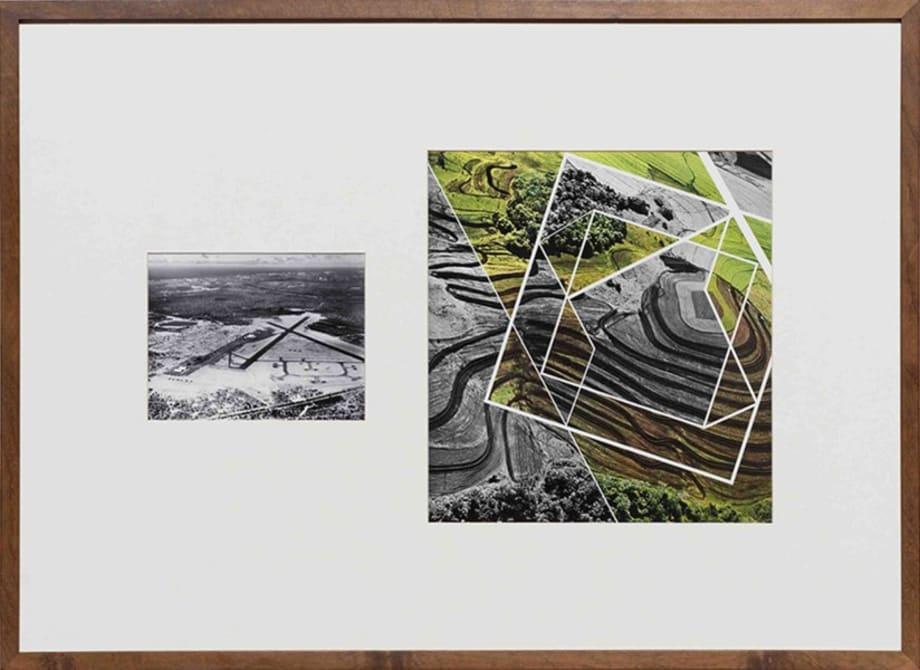 REMEDIATIONS (Geometries for a progress) by Beto Shwafaty