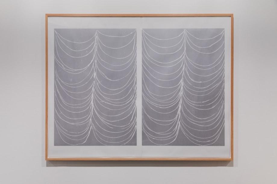 Curtain by Andrea Büttner
