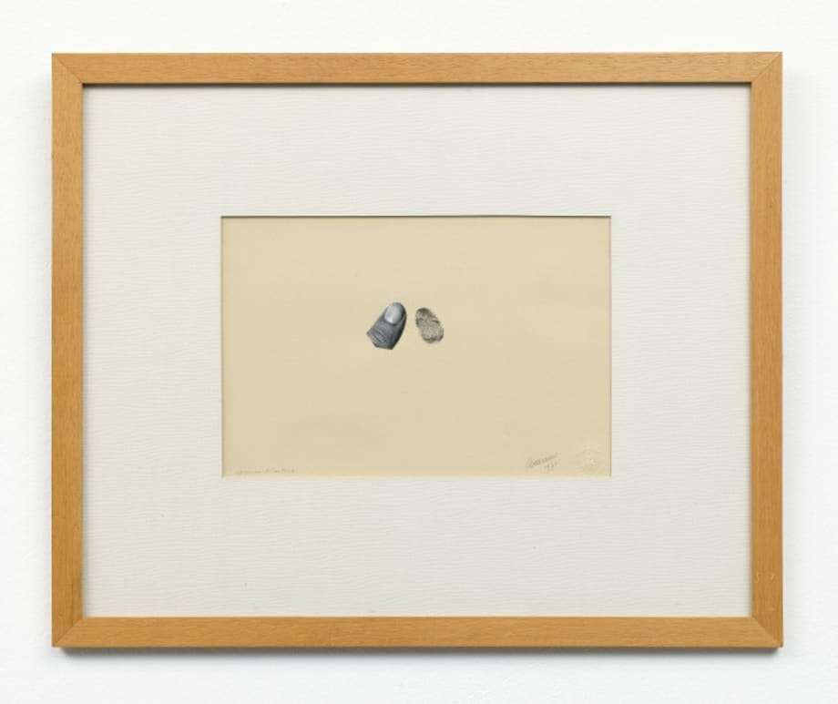 Épreuve d'Artiste by Marinus Boezem
