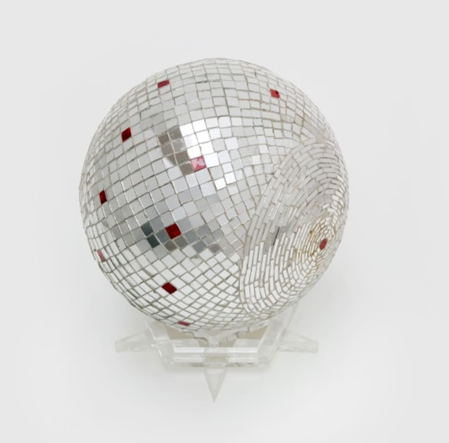 Mirror Ball by Monir Farmanfarmaian