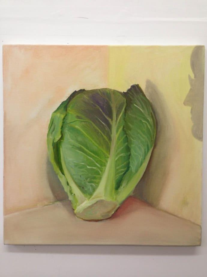 Cabbage No. 11 by Allison Katz