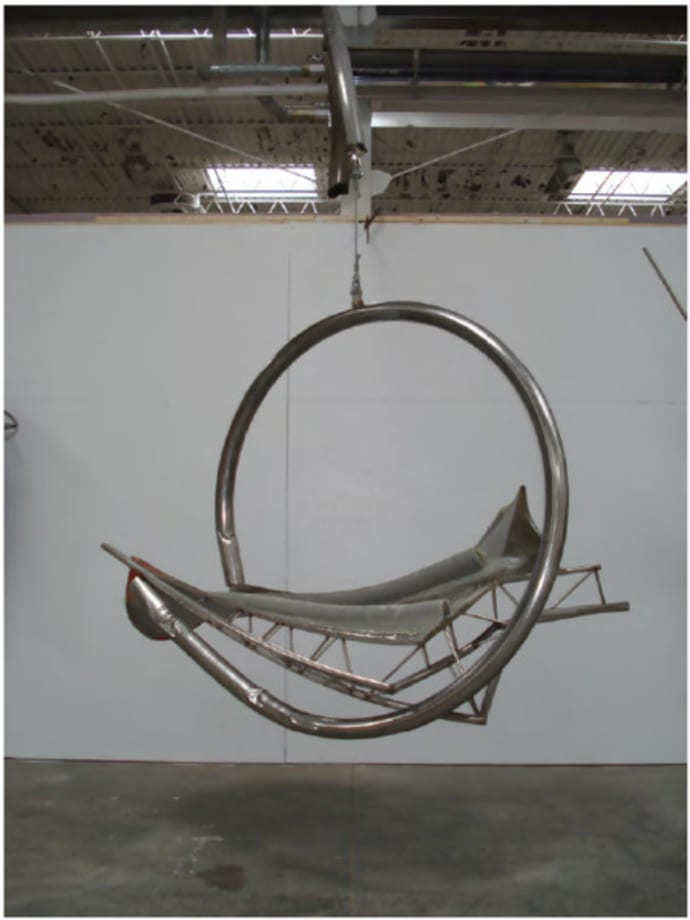 Pirata by Frank Stella