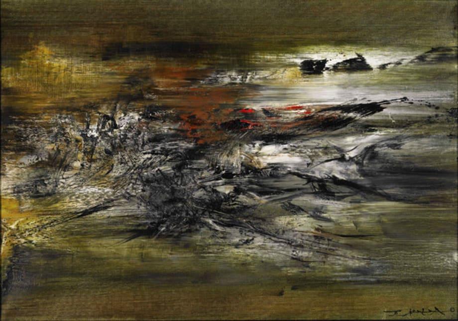 19.3.62 by Wou-Ki Zao