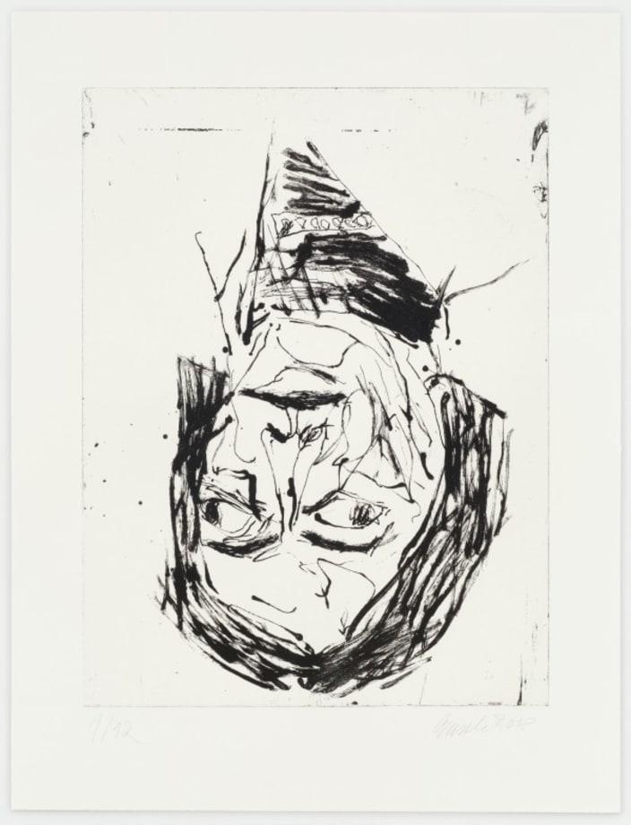 Fautrier by Georg Baselitz