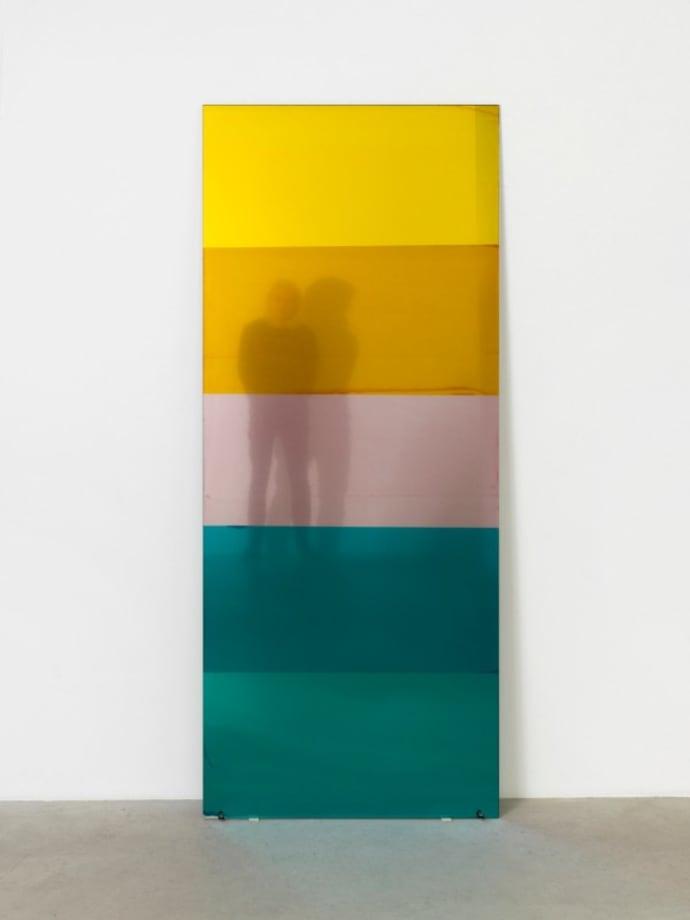 Orasol Gelb 152 _Hostaperm Pink  Transparent _ Orasol Blau by Philipp Gufler