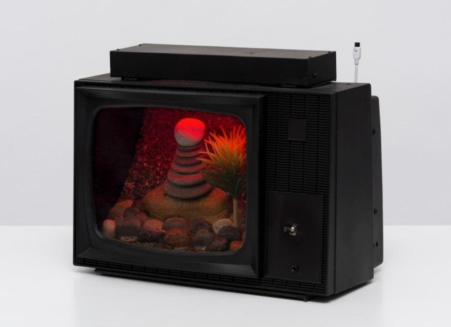 Alternative  TV #5 by Carl Cheng
