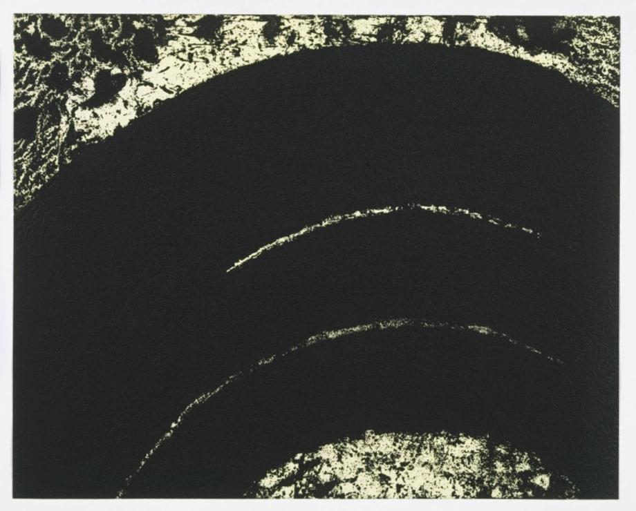 Paths and Edges #8 by Richard Serra