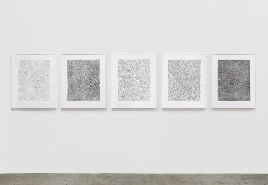 Untitled (Nets) by Rachel Whiteread