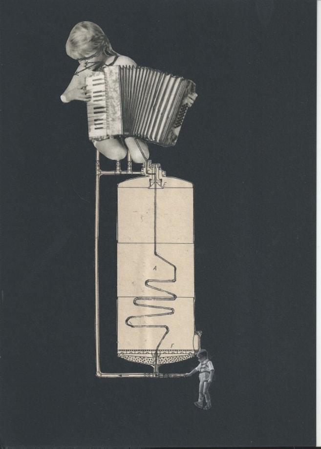 from the series Error by Eva Kotátková