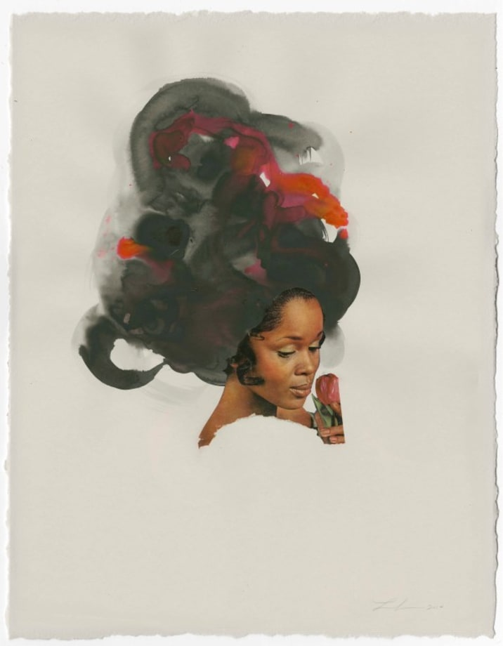 Tulip by Lorna Simpson