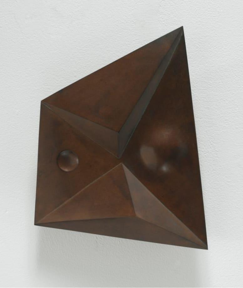 Plus Equals Minus by Isamu Noguchi