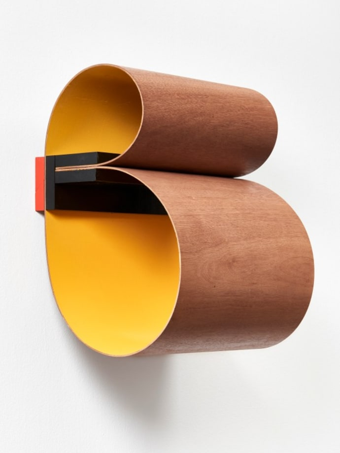 Found Form V by Serge Alain Nitegeka