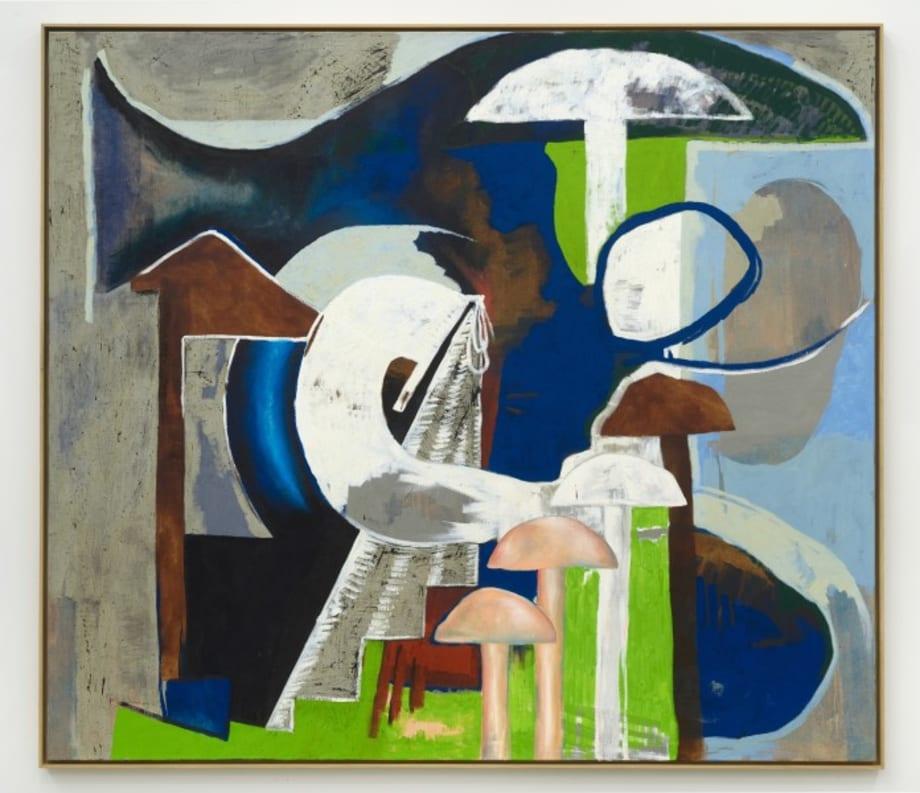 Untitled (11/94, I) by Charline von Heyl