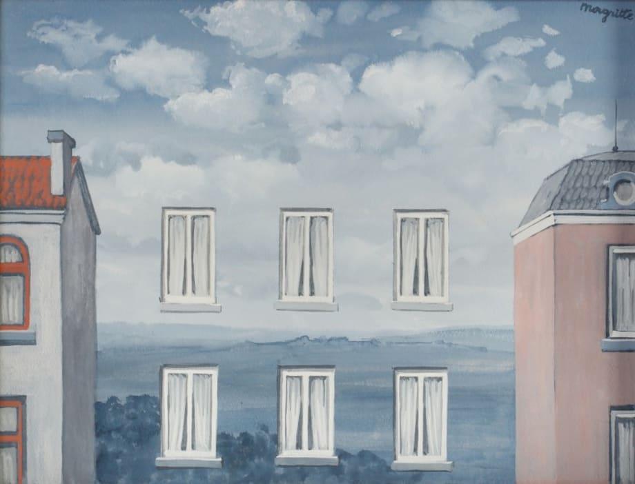 René Magritte | L'État de veille, 1958