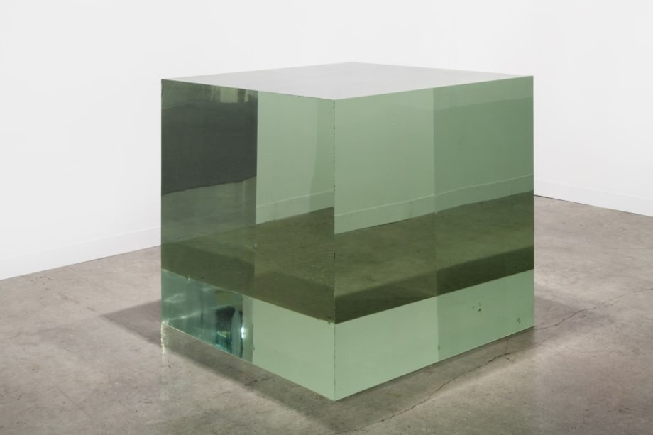 Crystal Cube by Ai Weiwei