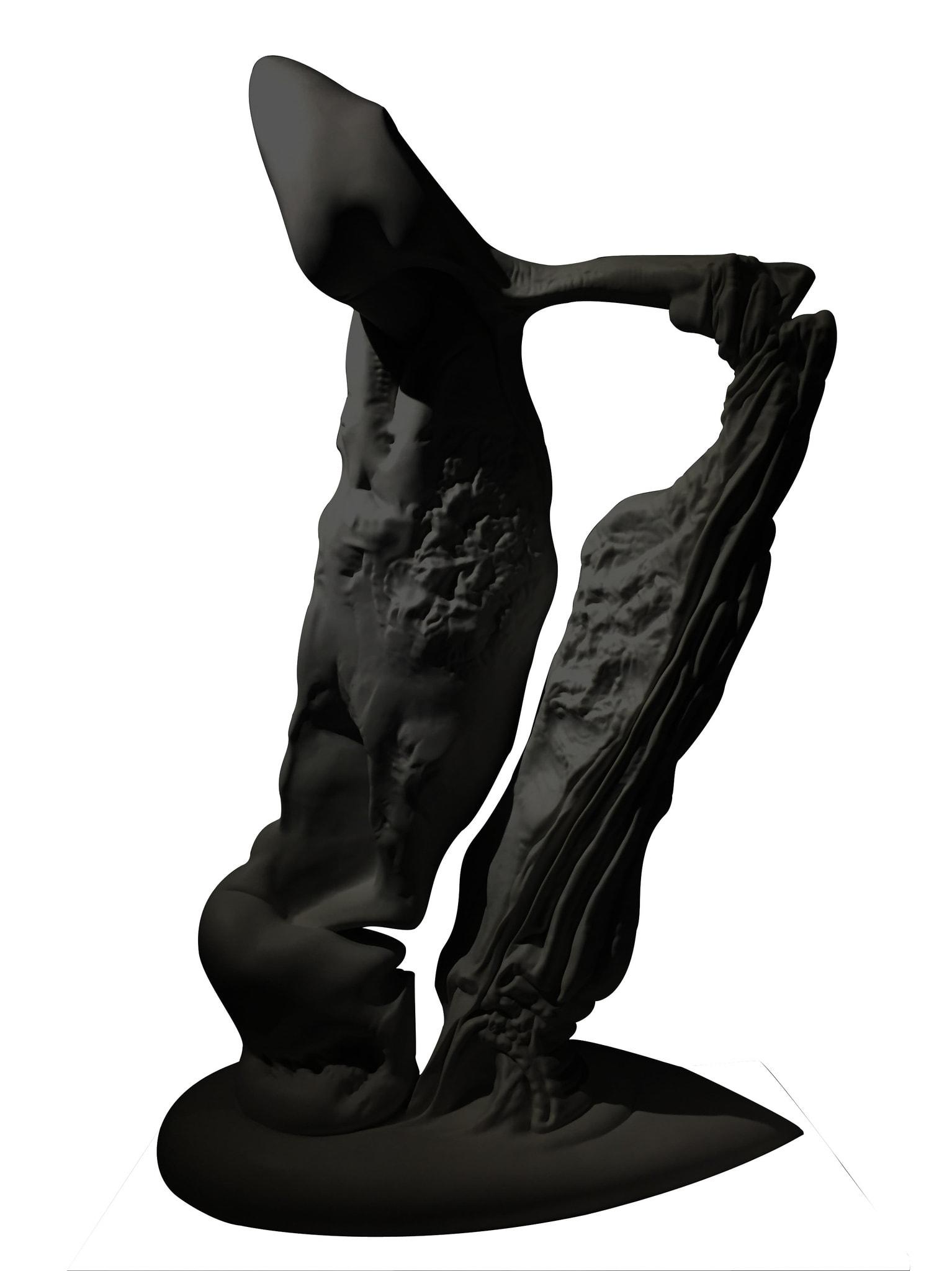 Silhouette 1 by Zhan Wang