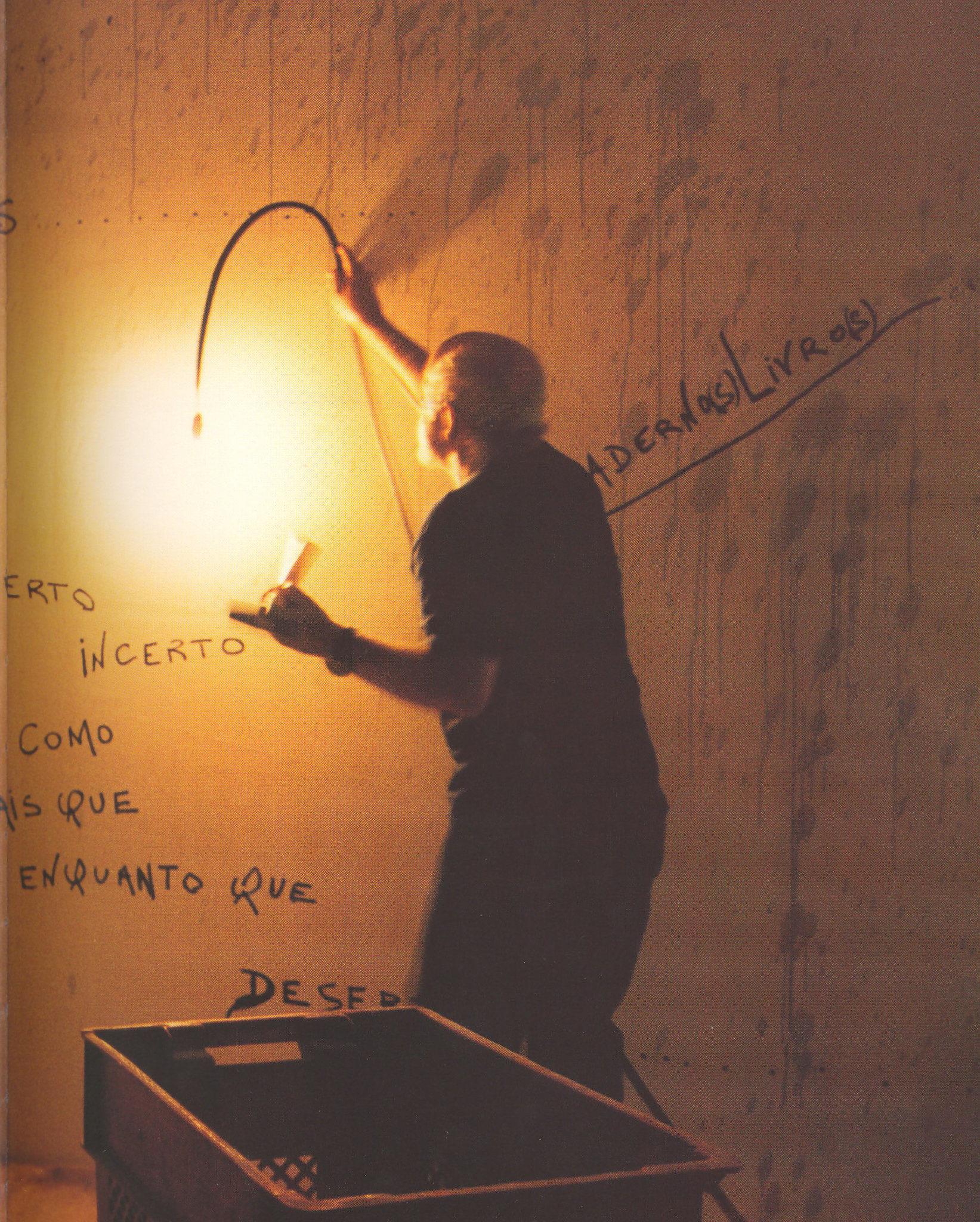 IdéiaSituação: InterRelacionamento SubjetivoObjetivo………….(2002) by Artur Barrio