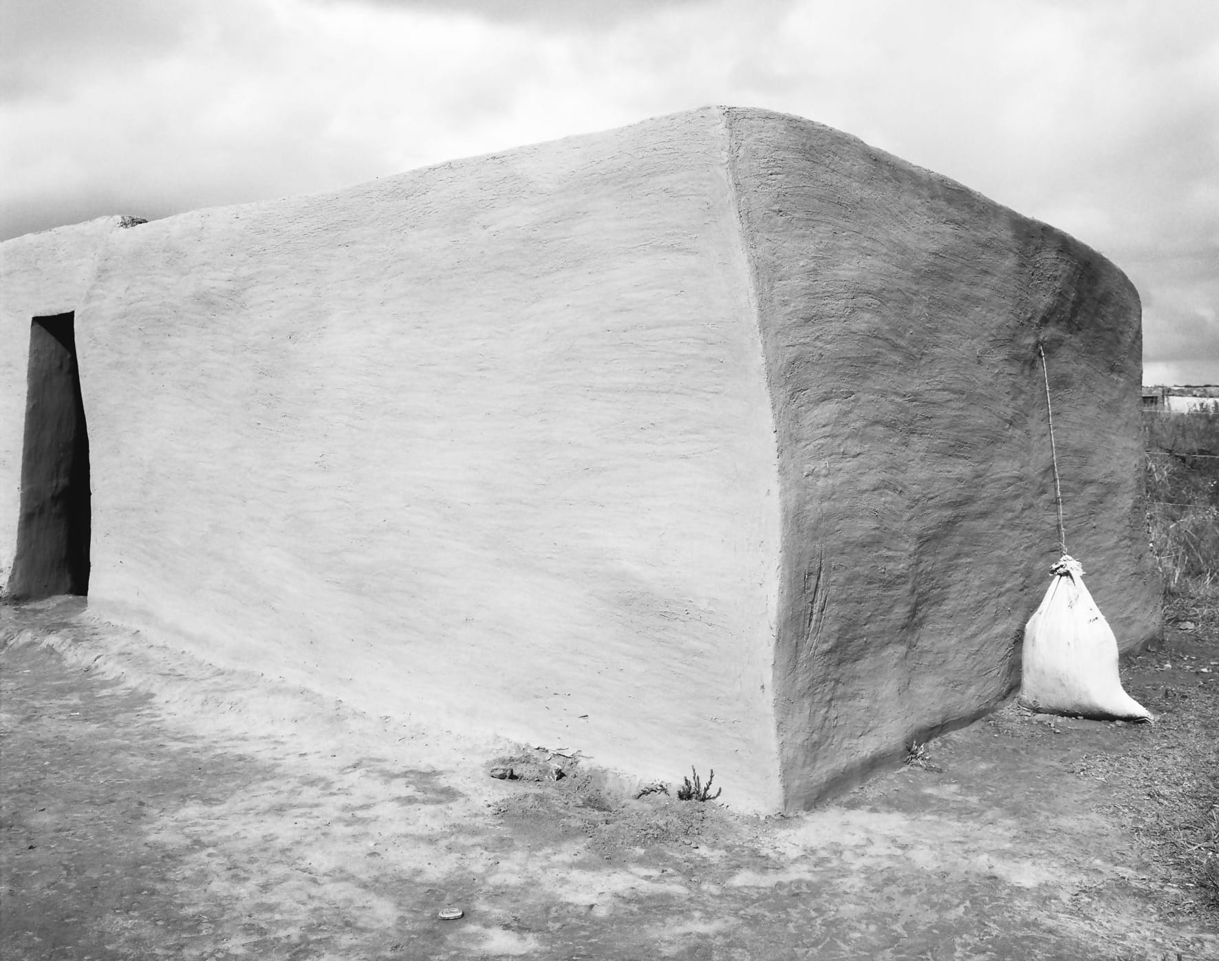 Structures: House near Phuthaditjhaba. QwaQwa. 1 May 1989 by David Goldblatt
