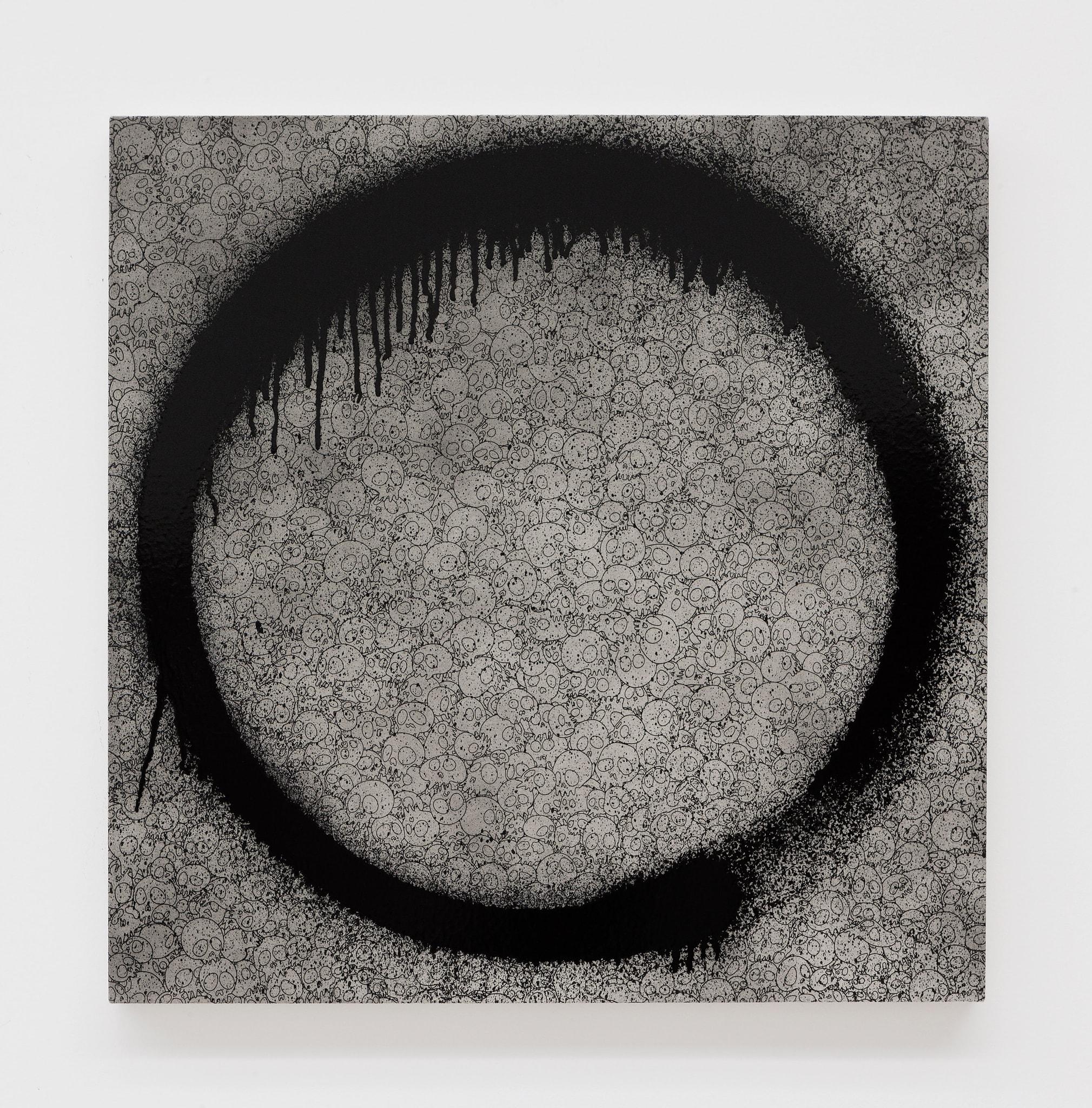 Ensō: Zen and Death by Takashi Murakami