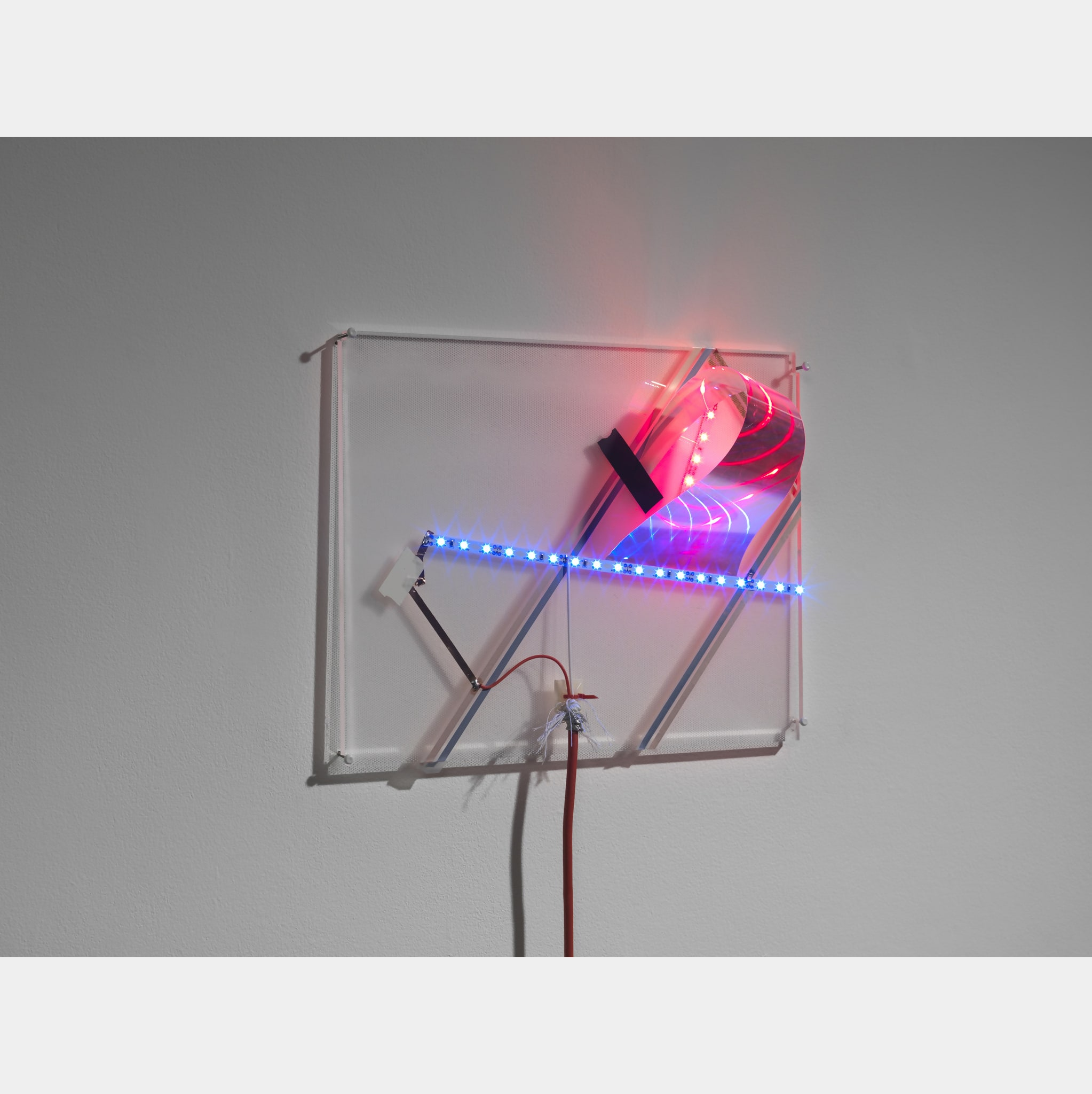 LED Circuit Composition 8 by Haroon Mirza