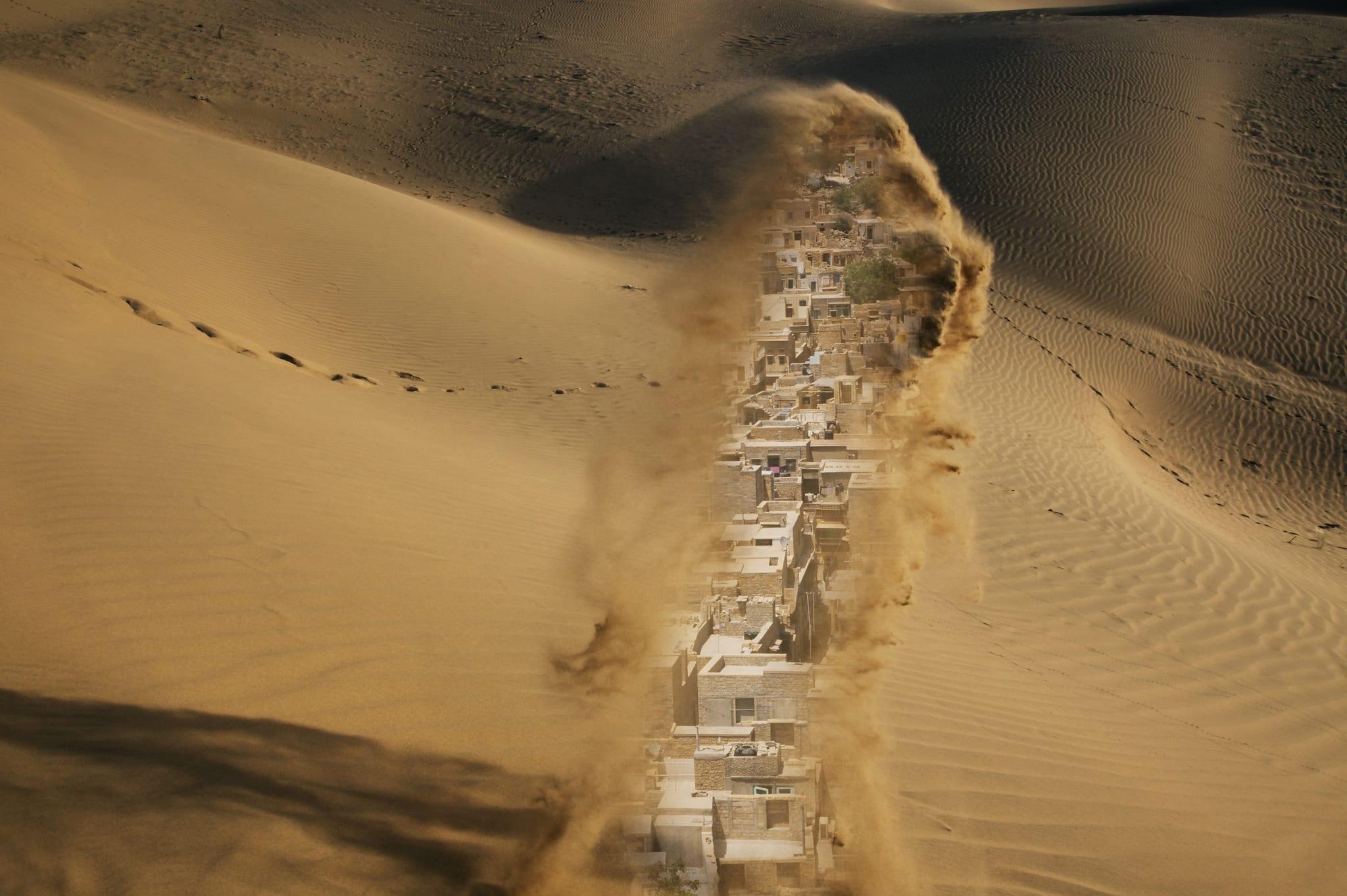 Dust by Gigi Scaria