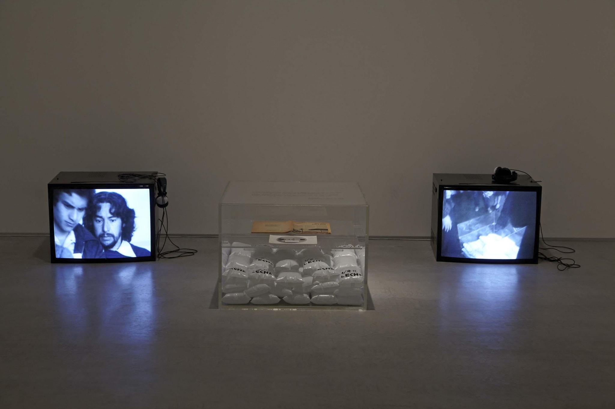 Para no morir de hambre en el arte / Not to die of hunger in art by Lotty Rosenfeld + CADA (Art Actions Collective)