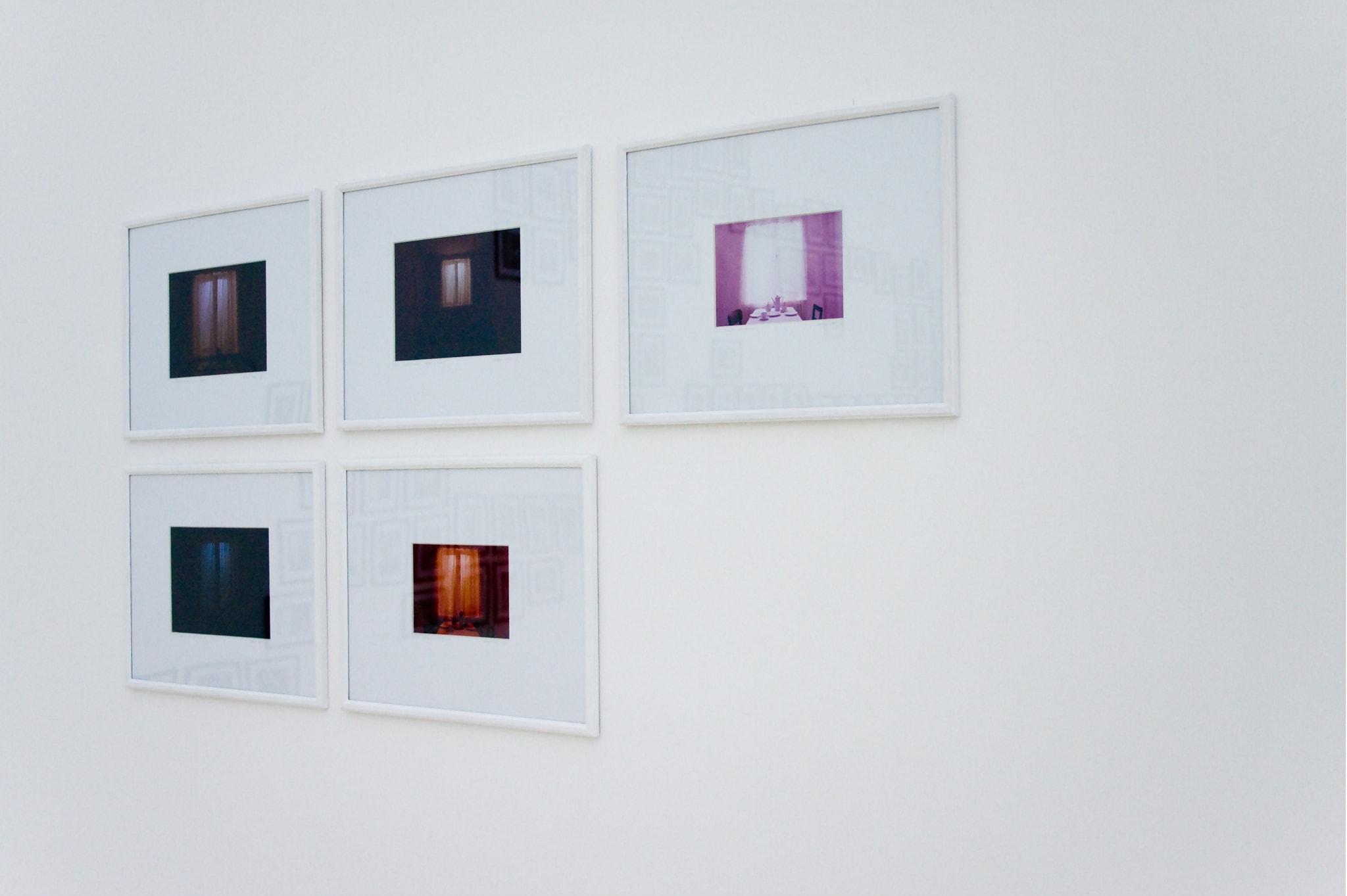 u r 10 Kaffeezimmer (Farbe) by Gregor Schneider