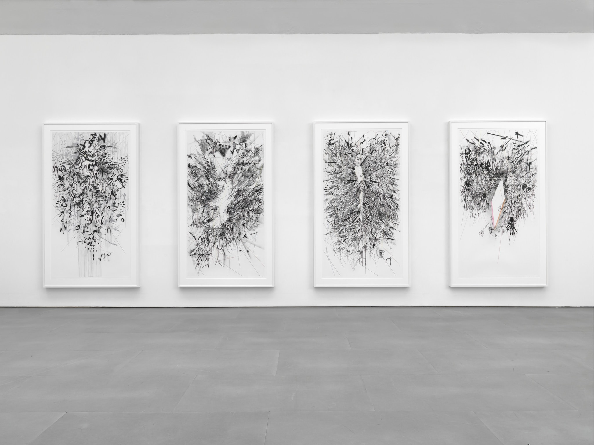 Myriads: Only by Dark by Julie Mehretu