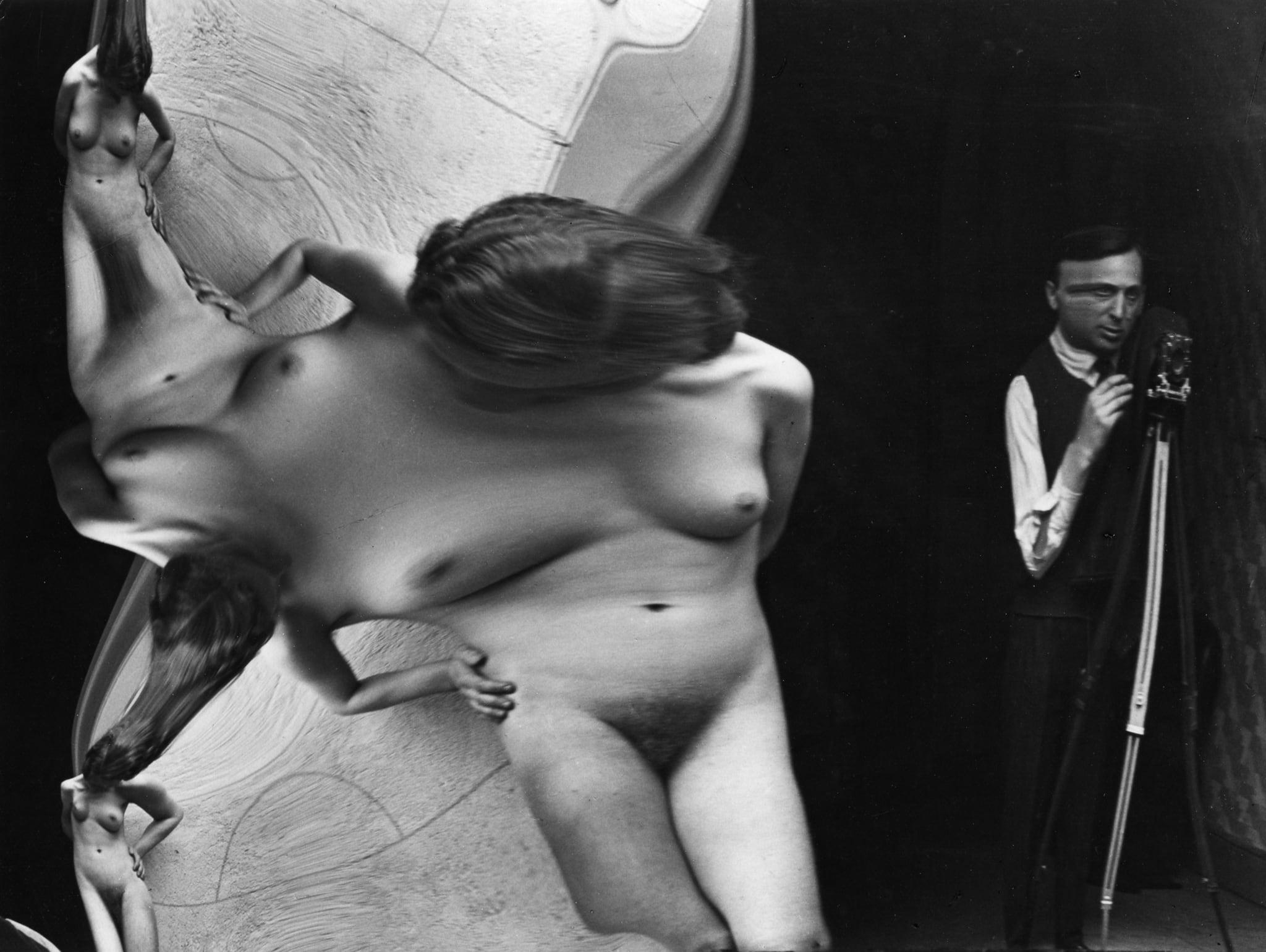 Distortion #91 by André Kertész