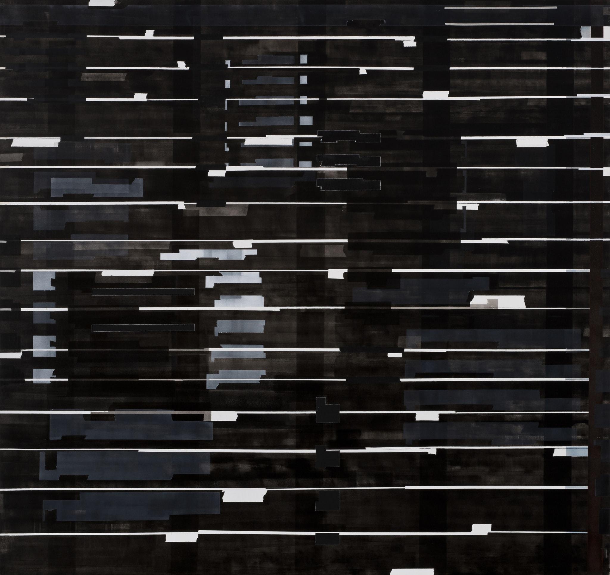 Monochrome City, 2014 by Nuri Kuzucan