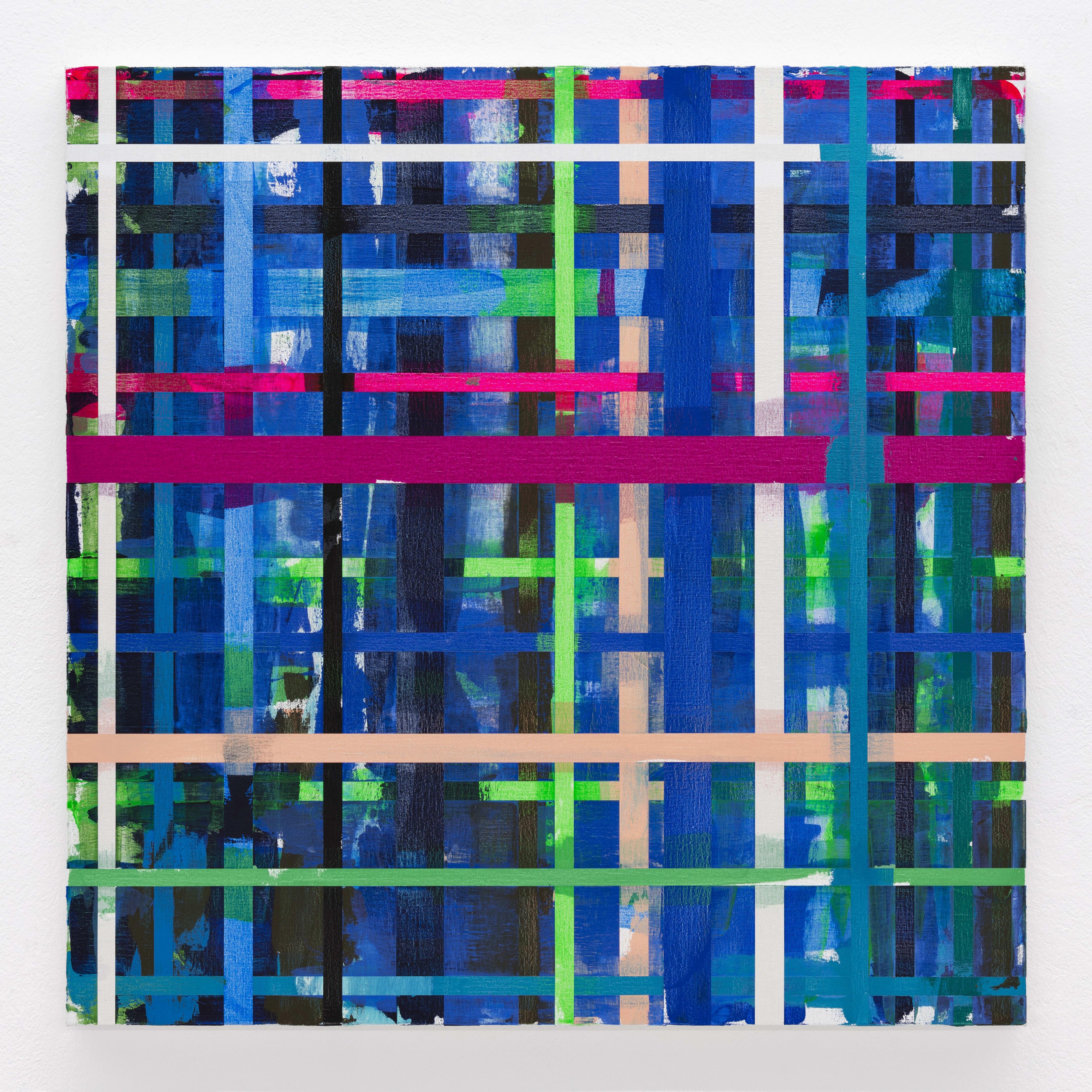 Untitled (HZ 2016-092) by Heimo Zobernig