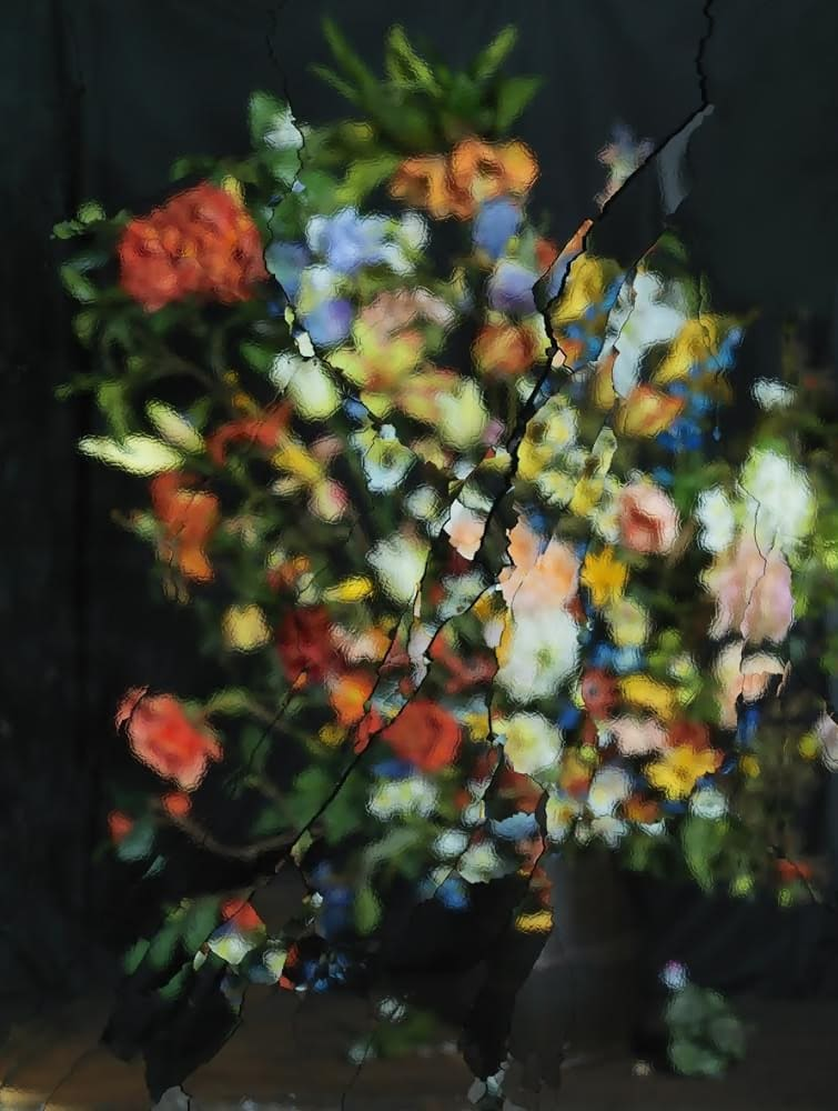 On Reflection, Material: After J. Brueghel the Elder E22 by Ori Gersht