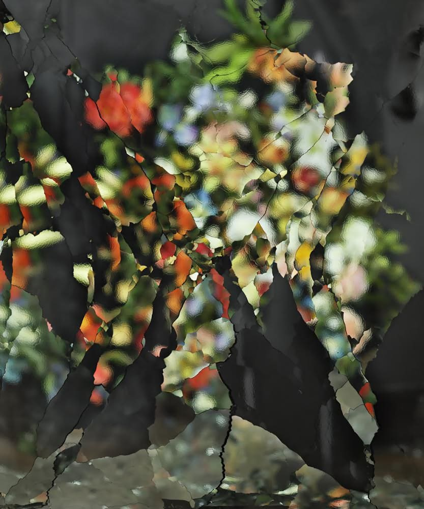 On Reflection, Material: After J. Brueghel the Elder E23 by Ori Gersht