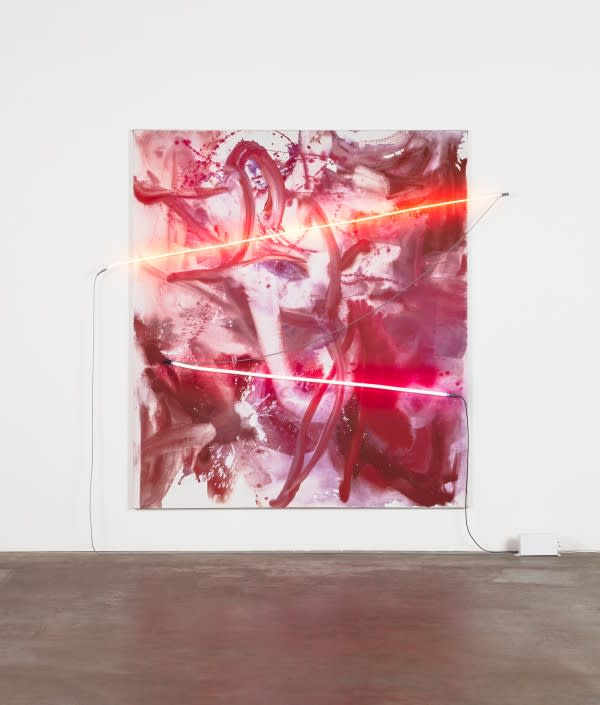Mary Weatherford | Art Basel