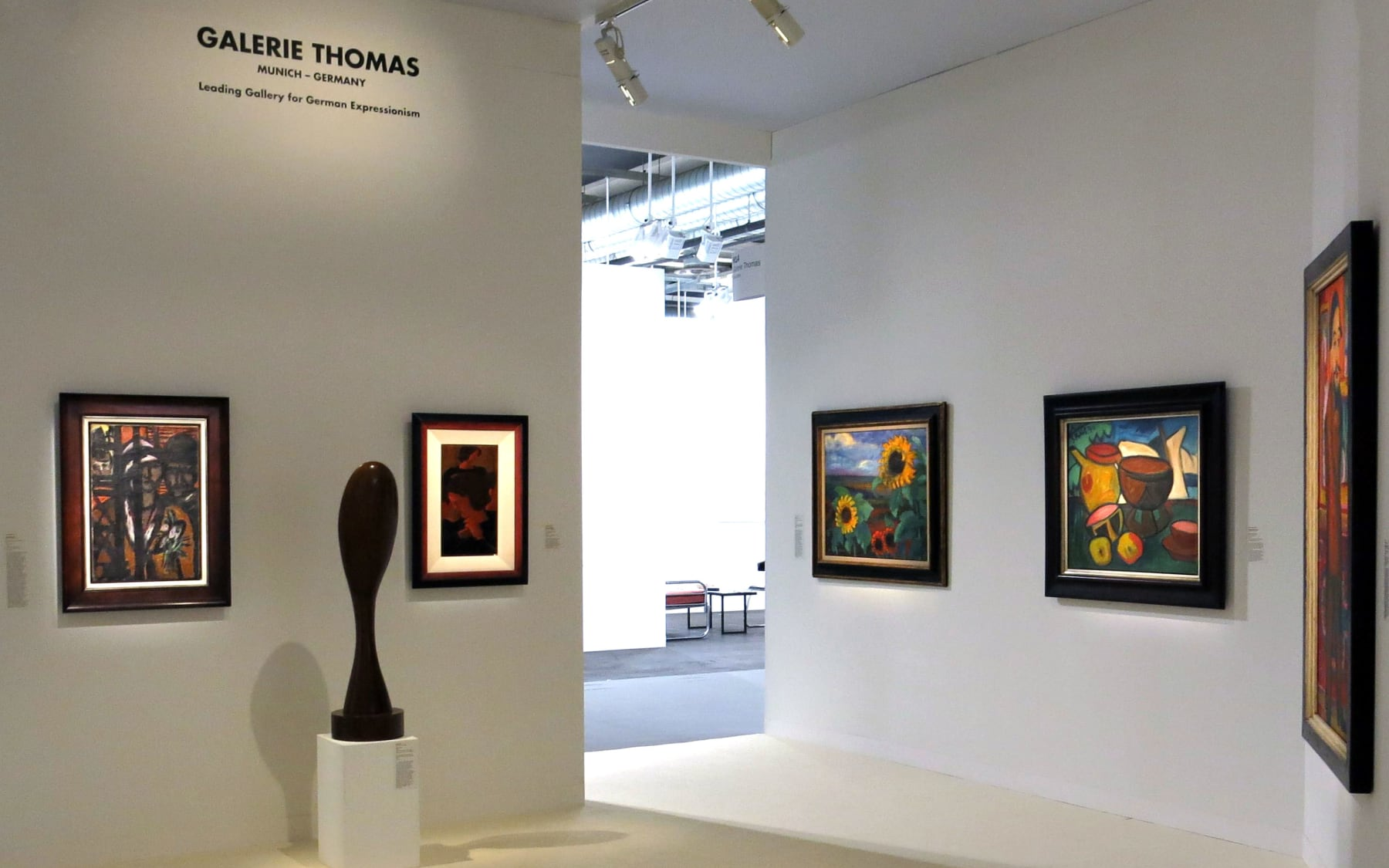 Founded In 1964, Galerie Thomas Has Become One Of The Leading Galleries For  Works By Masters Of German Expressionism, Classic Modernism, Post War Art  And ...