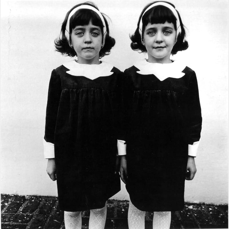 Identical Twins, Roselle, Nj, 1967, 1967 by Diane Arbus