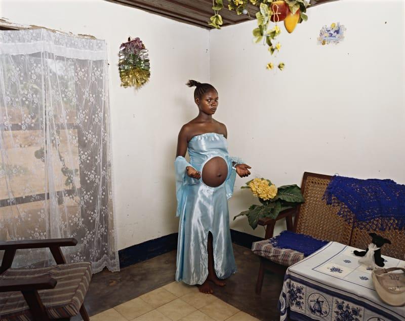 Mama Goma, Gemena, Dr. Congo, 2014 by Deana Lawson
