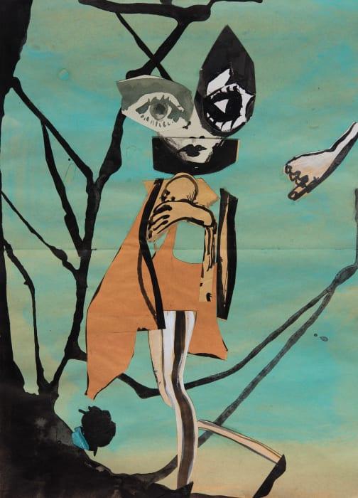 Tear 54 by Moyna Flannigan