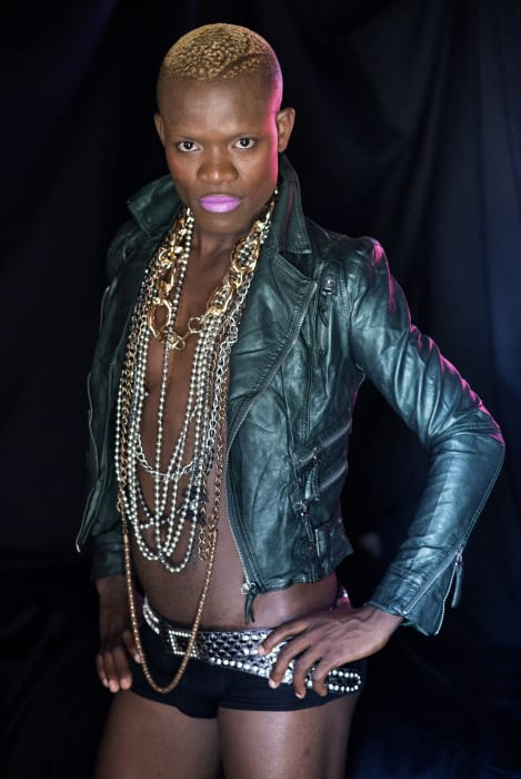 Nathi Dlamini II, Kingsway, Daveyton by Zanele Muholi