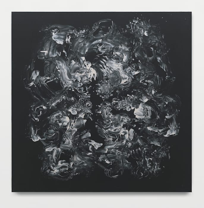 Action Painting 4 by Mark Wallinger