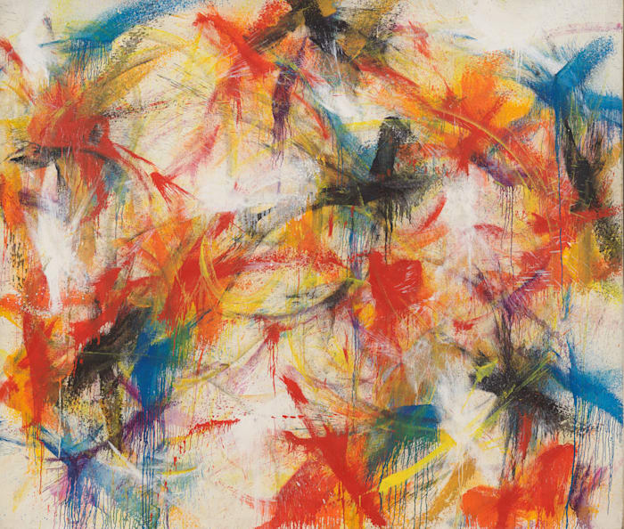 Variations by Norman Bluhm