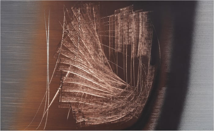 T1962-E28 by Hans  Hartung
