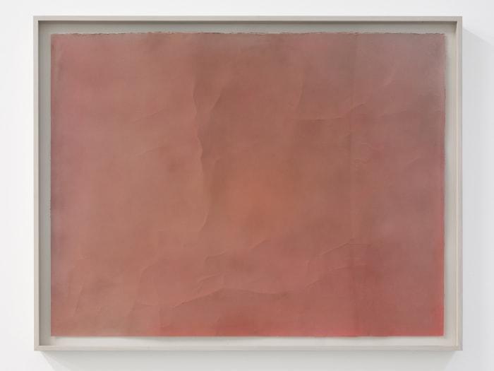Aerosol (pink) by Guillaume Leblon