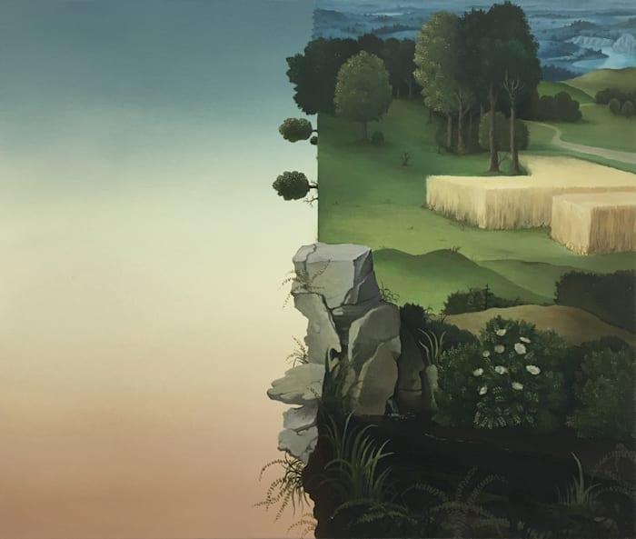 Redestribución del abismo II by Max Gómez Canle