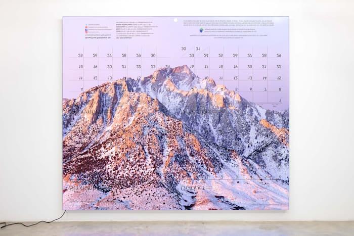 Wild & Scenic California 2019 (September-December) by Mungo Thomson