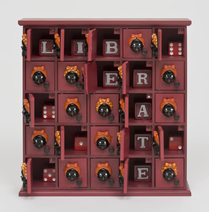 Liberate (25 mammies) by Betye Saar