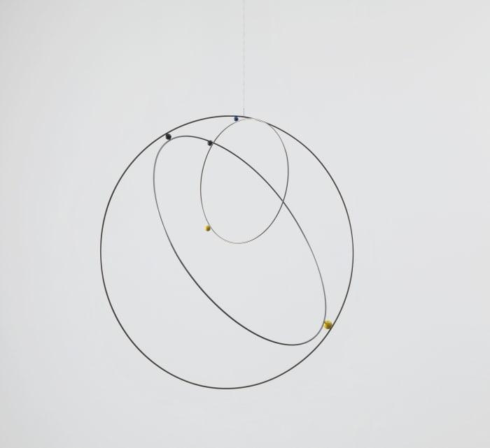 Double sun multiverse by Olafur Eliasson